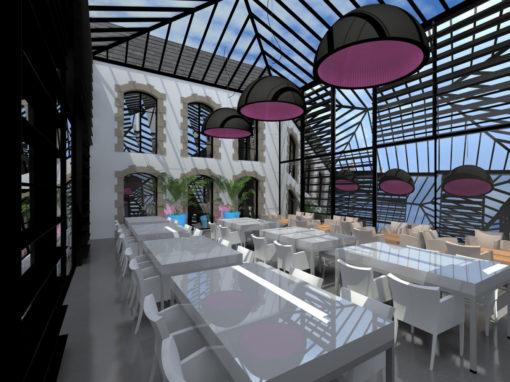 projet-architecte-verrière-restaurant