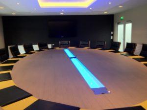 table de réunion sur-mesure fédération française des batiments 2