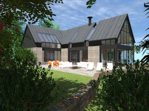 rénovation maison bretonne Brest 1