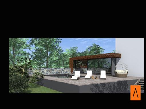 renovation et extension maison année 30 finistère 1